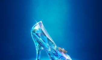 Disney's Movie Inspired Cinderella Glass Slipper White Chocolate Candy! #Cinderella