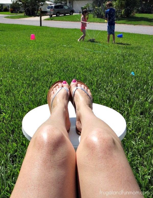 Summer Legs ready for Playtime and Playdates #SummerizeYourLegs #CollectiveBias