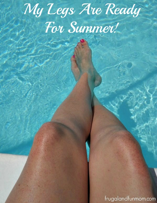 3 Steps To Perfect Summer Legs! Leg Prep Tips #SummerizeYourLegs #CollectiveBias