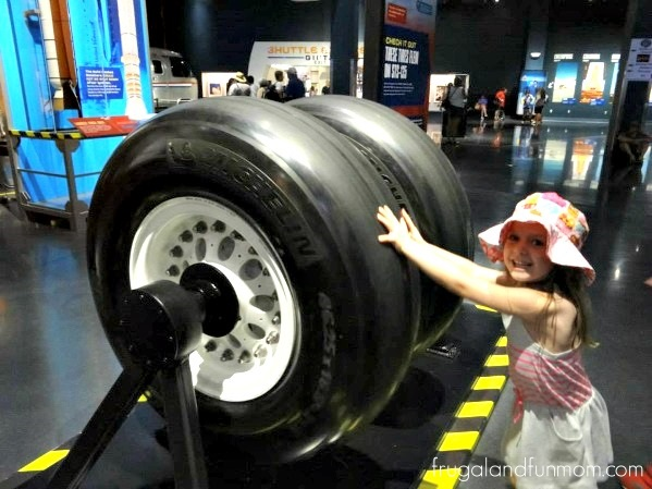 Space-Shuttle-Interactive-Wheels-Kennedy-Space-Center