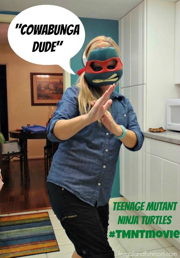 TEENAGE MUTANT NINJA TURTLES In Theaters & RealD 3D August 8th! #TMNTmovie