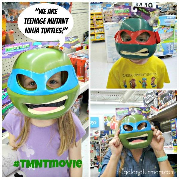Teenage Mutant Masks