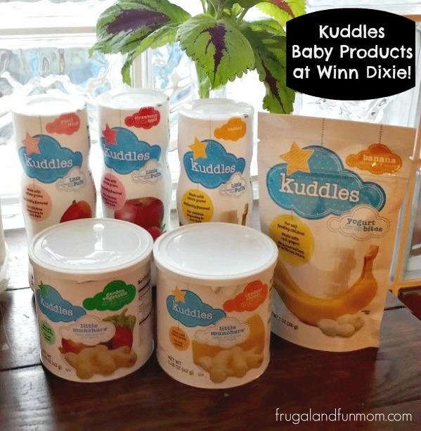 Kuddles Baby Products at Winn Dixie 8