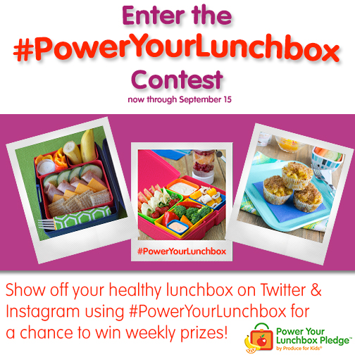 24 Lunch Ideas for School! Plus The #PowerYourLunchbox