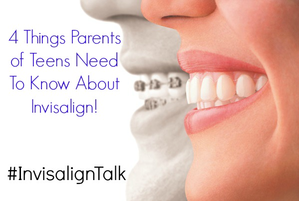 4 Things Parents Need to Know about Invisalign