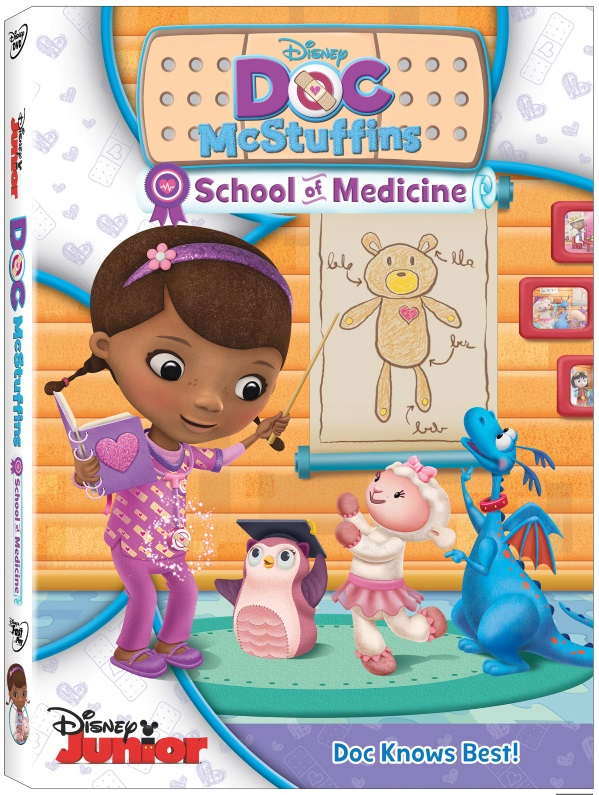 Doc-McStuffins-School-of-Medicine-DVD