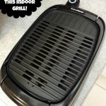 Review and Giveaway of the BrylaneHome Indoor Grill! My Family Is Enjoying Delicious Meals!