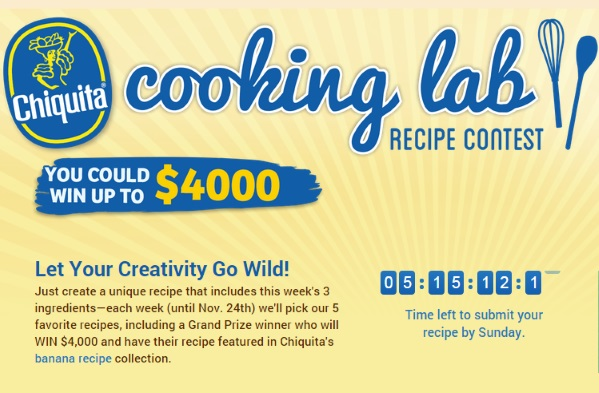 Chiquita Cooking Lab #ChiquitaCookingLab #MMlovesChiquita
