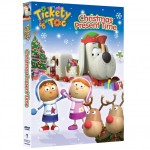 Tickety Toc Christmas Present Time DVD Is A Perfect Preschoolers Gift! {#Giveaway}