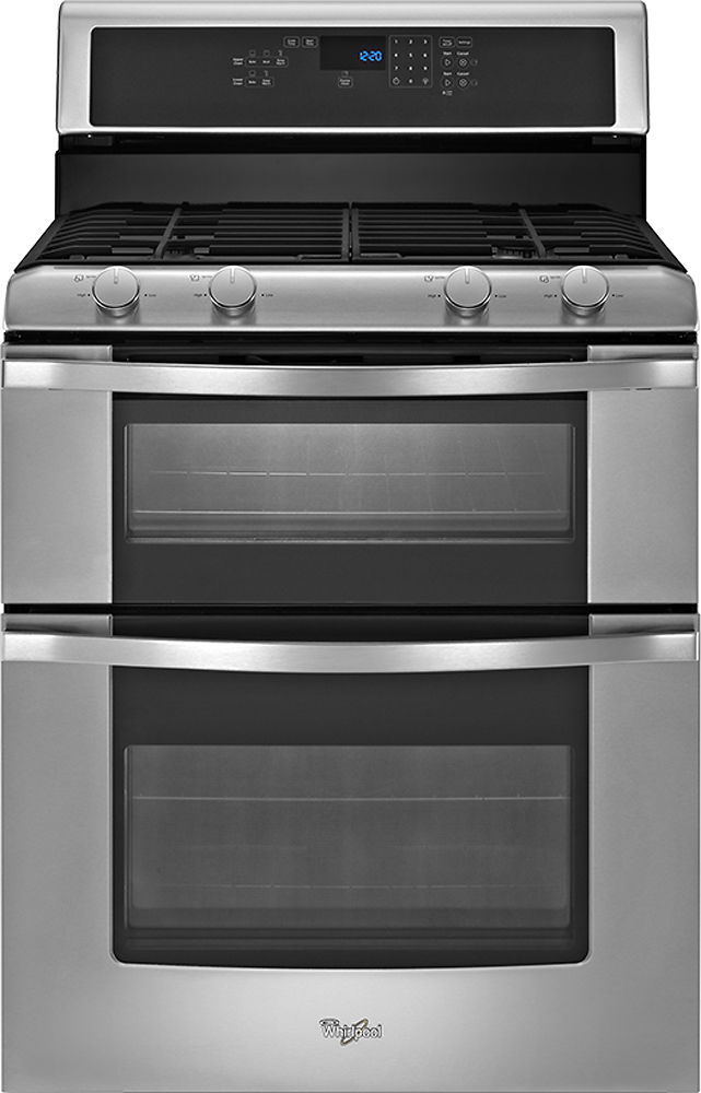 Range Best Buy Whirlpool WGG555S0BS