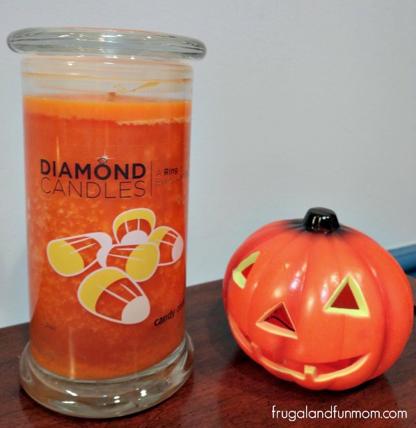 Celebrating Fall with Diamond Candles! Gifts That Keep On Giving!