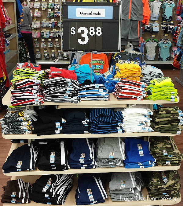 c14e73c15 When I visit Walmart, I frequently browse the Garanimals section to see if  they have introduced any new styles or fun T-Shirts for my youngest.