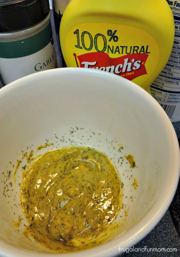 Mustard Marinade
