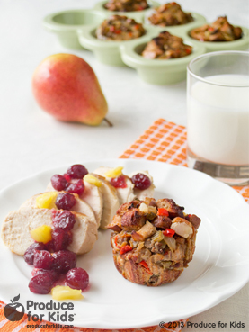 12 Holiday Inspired Recipes for Thanksgiving and Christmas With Stuffing Muffins and Cranberry Apple Crisp!