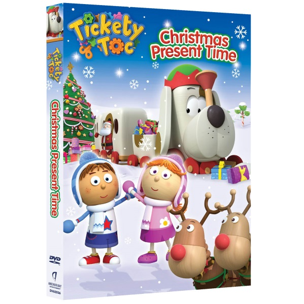Christmas Present Time  Tickety Toc