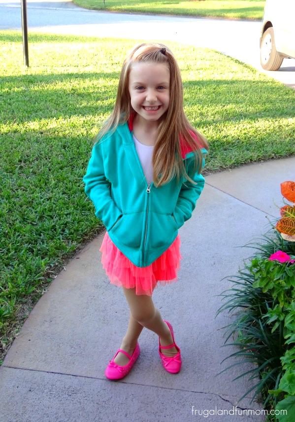 Hanes Girl's ComfortBlend EcoSmart Full-Zip Hoodie Sweatshirt