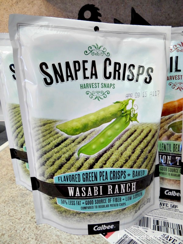 Snacking on Harvest Snaps Green Peas and Lentils Crisps! Plus Prize Pack Giveaway!