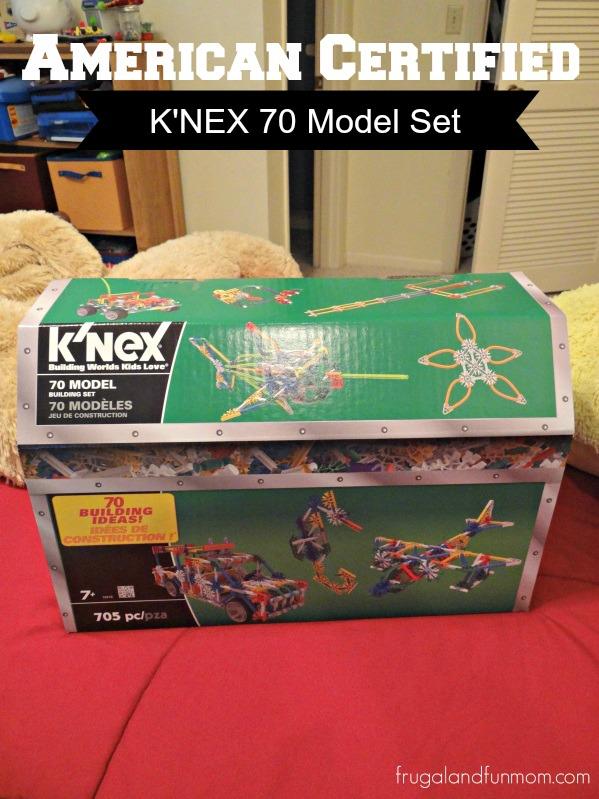 K'nex 70 Model Kit