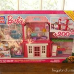 Mega Bloks and Barbie Entertaining My Daughter With Building! #MBBarbie
