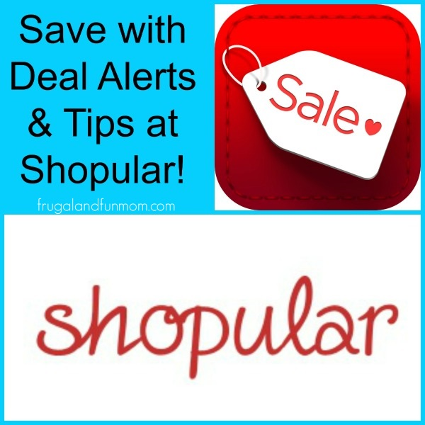 Before You Shop, Check #Shopular for Deal Alerts and Tips for Your Favorite Stores!