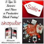 5 Tips To Survive and Have a Productive Black Friday!
