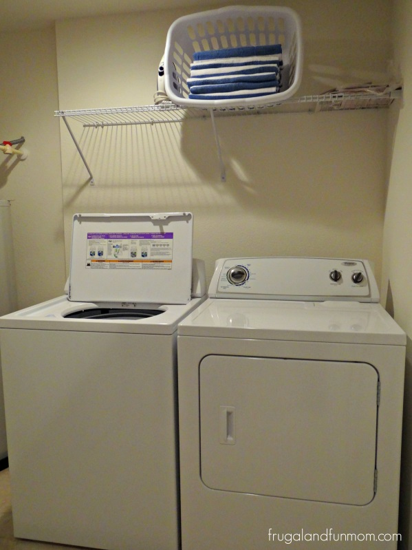 Encantada-Resort-Kissimmee-Florida-Laundry-Room