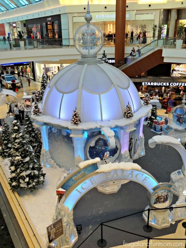 Experience-the-Ice-Palace-featuring-Disney-Frozen-with-Santa-at-UTC-Mall-Sarasota