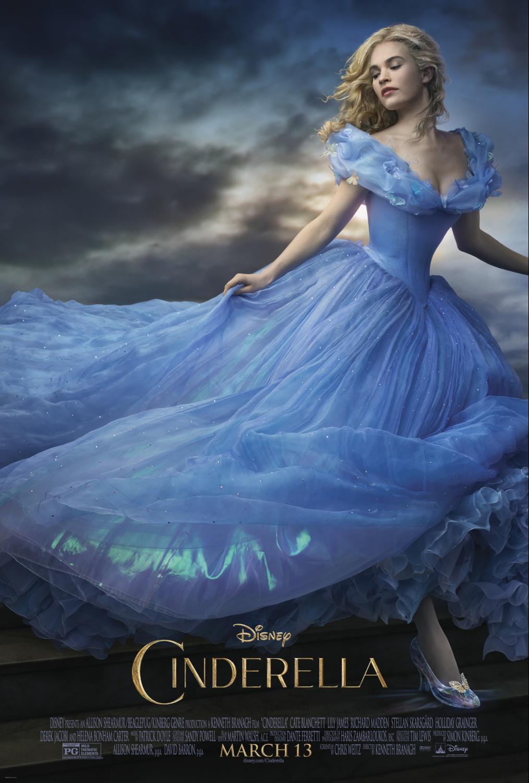 Cinderella Disney Poster