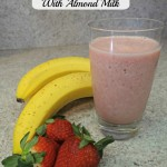 Easy Fruit Smoothie Recipe With Almond Milk! Made In My Ninja Duo With Auto IQ!