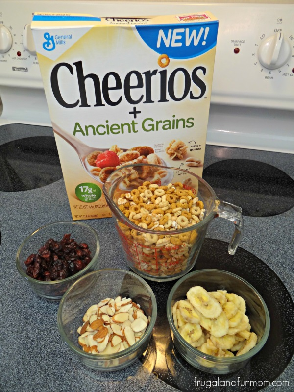 Cheerios Ancient Grains Trail Mix