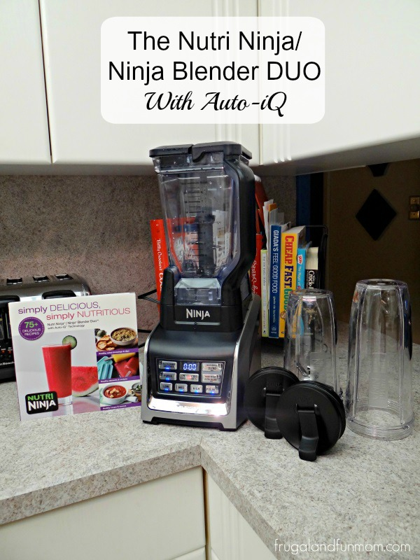 Nutri Ninja Blender Duo