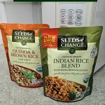 Seeds of Change Rice Products Review! USDA Organic and Microwavable!