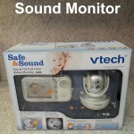 VTech Safe & Sound Monitor and the Sick Day! Plus #VTechBaby Twitter Party!