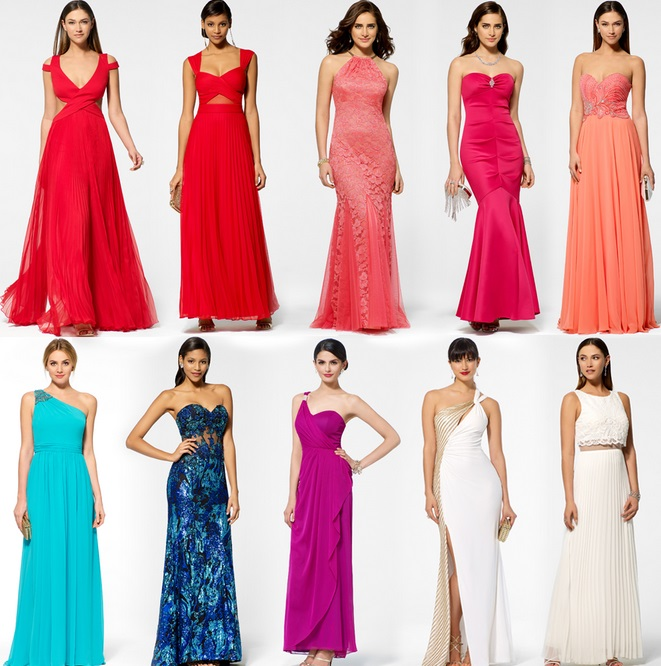 Cache Prom Dresses