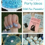 Easy Cinderella Party Ideas With Free Printable Activity Sheets!