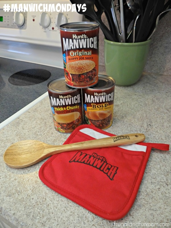 Manwich Sloppy Joe Varieties