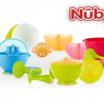 Feeding Little Man With The Nuby Garden Fresh Steam n' Mash Bowl!