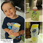 Dial Baby Body and Hair Wash With Kids Hand Wash Review and Giveaway!