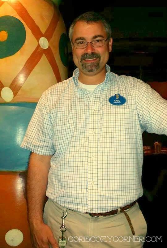 Greg Peccie of Animal Kingdom Lodge
