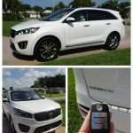 2016 Kia Sorento Model SXL AWD Review!