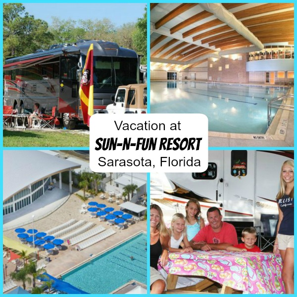 Vacation at Sun N Fun Resort Sarasota Florida