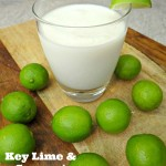 Key Lime and Coconut Smoothie Recipe! An Easy and Fun Snack for Families!