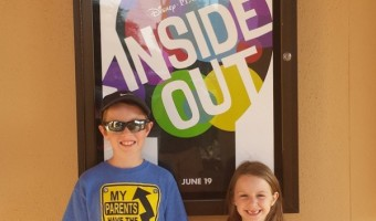 My Kids Share Their Love of Disney Pixar Inside Out Through Loom Bands!
