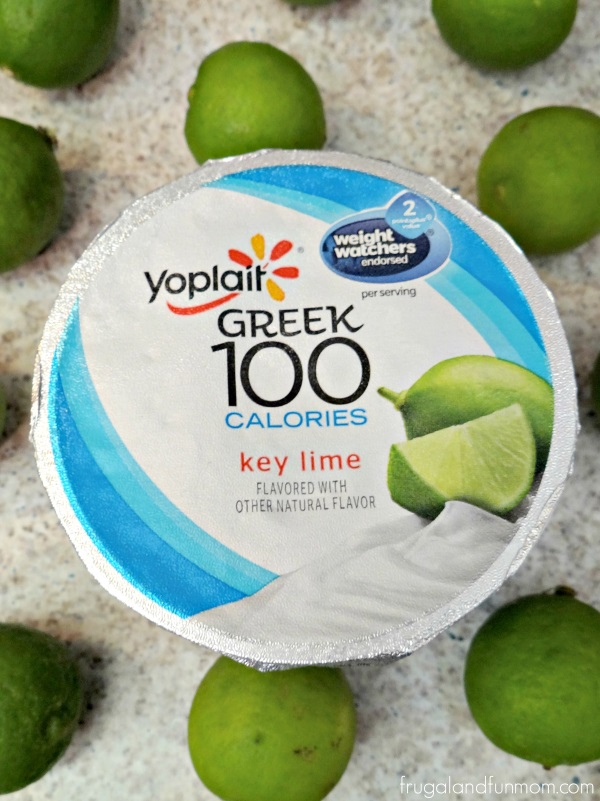 Yoplait Greek 100 Key Lime Flavor