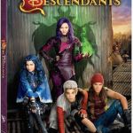 Disney Descendants DVD With Movie Night Ideas and Activity Sheets!