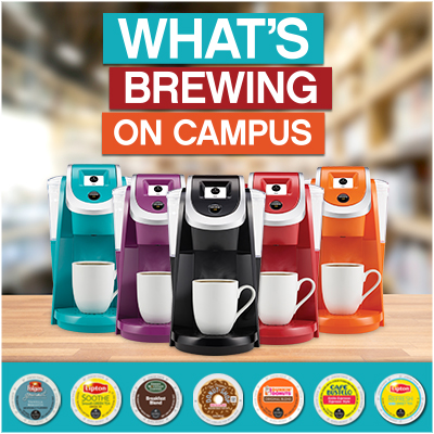 Keurig K200 Brewing System Colors