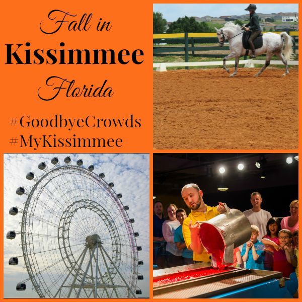 Kissimmee Florida in the Fall