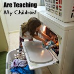 5 Life Lessons That Chores Are Teaching My Children!