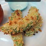 Baked Avocado Fries Recipe! An Excellent Side for Lunch or Dinner! #ProduceforKids
