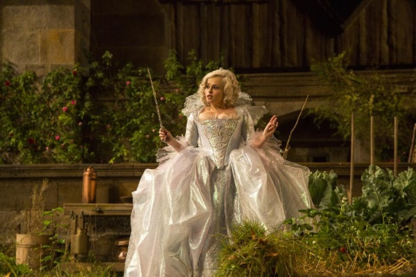 Fairy God Mother in Cinderella